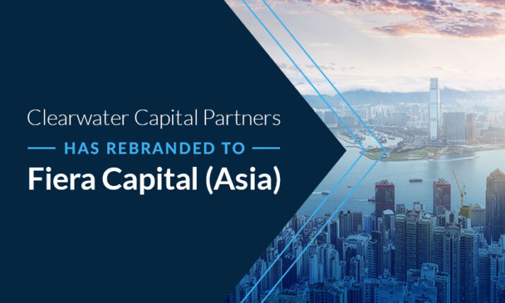 Clearwater Capital Partners rebrands to Fiera Capital (Asia)