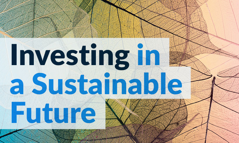 ESG Report 2020 - Investing in a Sustainable Future Insight